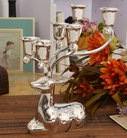 decorative candlestick wedding candelabra candle holders wedding decorations home accessories ZT062
