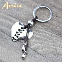 Anslow Brand Design Heart Keychain Key Chain Charms for Keys Car Accessories on a Bag For Mens Gift LOW0002KY