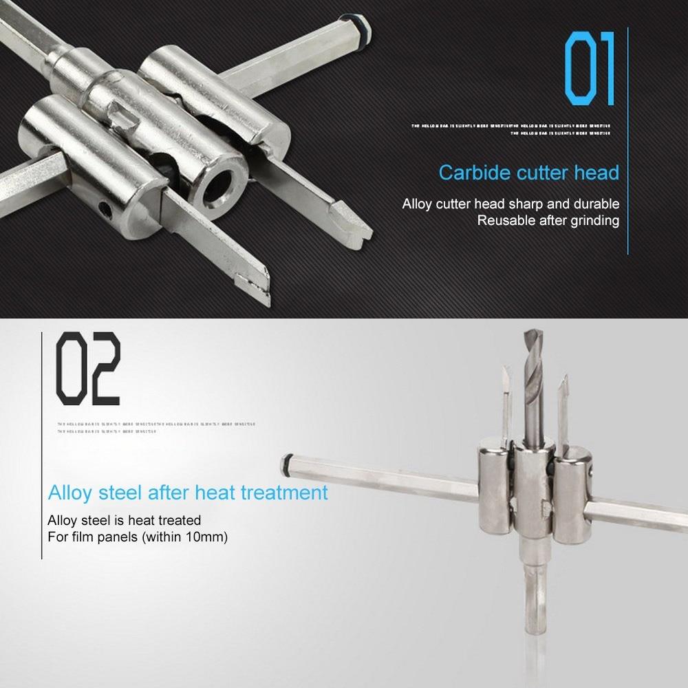 Heller 30mm Universal Forstner Bit for Heavy Duty Cutting//Boring//Drilling in Wood
