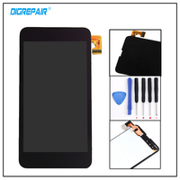 New Black For Nokia Lumia 630 635 LCD Display Touch Screen With Digitizer Assembly Free Shipping