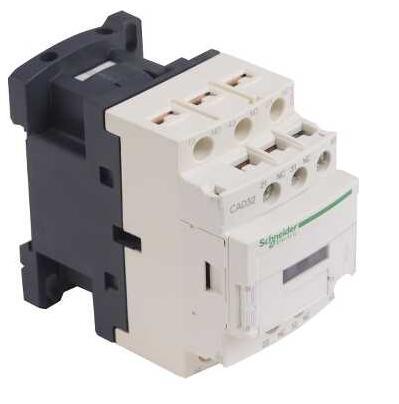 Contactor AC control relay CAD32 CAD32...C CAD32B7 AC24V-in Cables ...