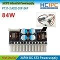 HCiPCP P131-2 ADD-DIP-24P, 160 Вт Модуль Питания 24pin mini-ITX DC ATX питания, Промышленные ATX DC Источник Питания Завод