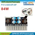 HCiPCP P131-2 ADD-DIP-24P, 160 W Módulo de fuente de Alimentación de $ number pines mini-itx DC ATX power supply, Industrial ATX DC Powersupply Fábrica