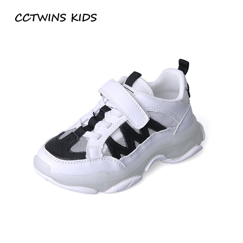 CCTWINS Kids Shoes 2019 Spring Girls Fashion Clearance Shoes Boys Running Sports Sneakers for ...