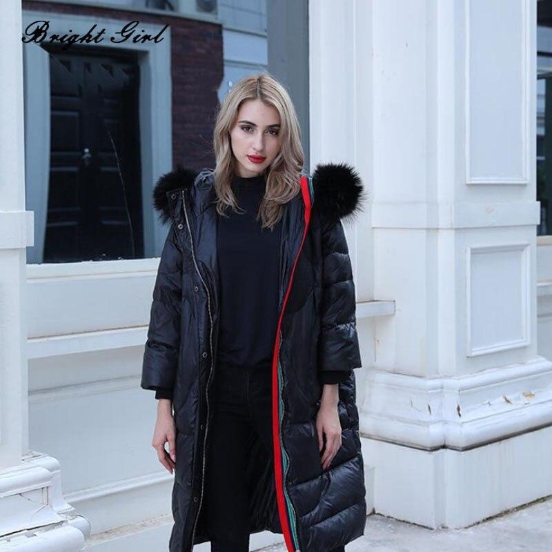Invierno Moda Con Chica Mujer Red Abrigo Ropa Chaquetas Sudadera qtg8wzO