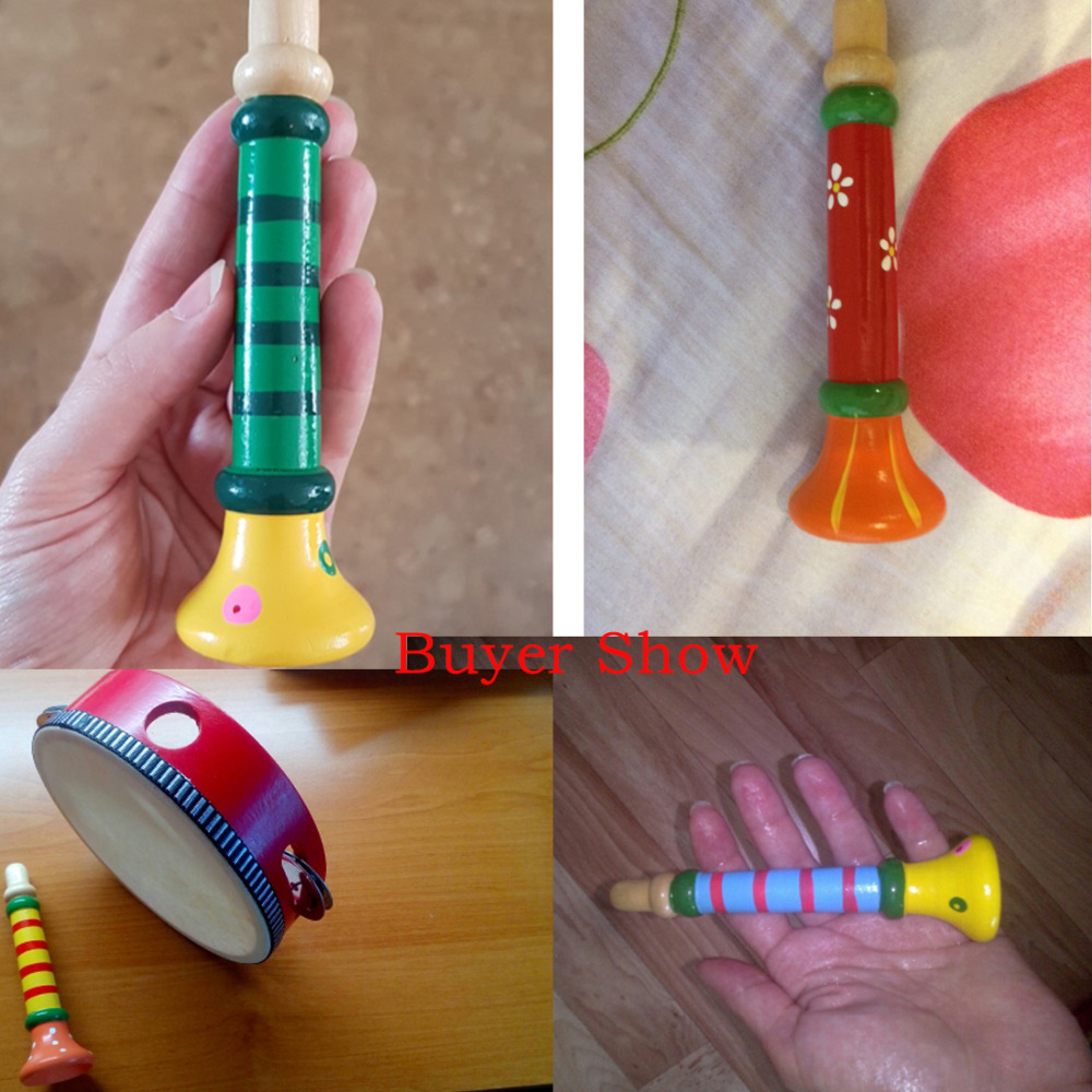 1pcs-Colorful-Wooden-Musical-Toys-Trumpet-Buglet-Hooter-Bugle-Toys-Instrument-For-Kids-Children-Musical-Toy-Random-5