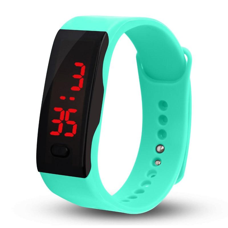 Kid Watches Outdoor Sports Children Watch LED Display Digital Men Women Wristwatches For Girls Boys Bracelet Clock Montre Enfant