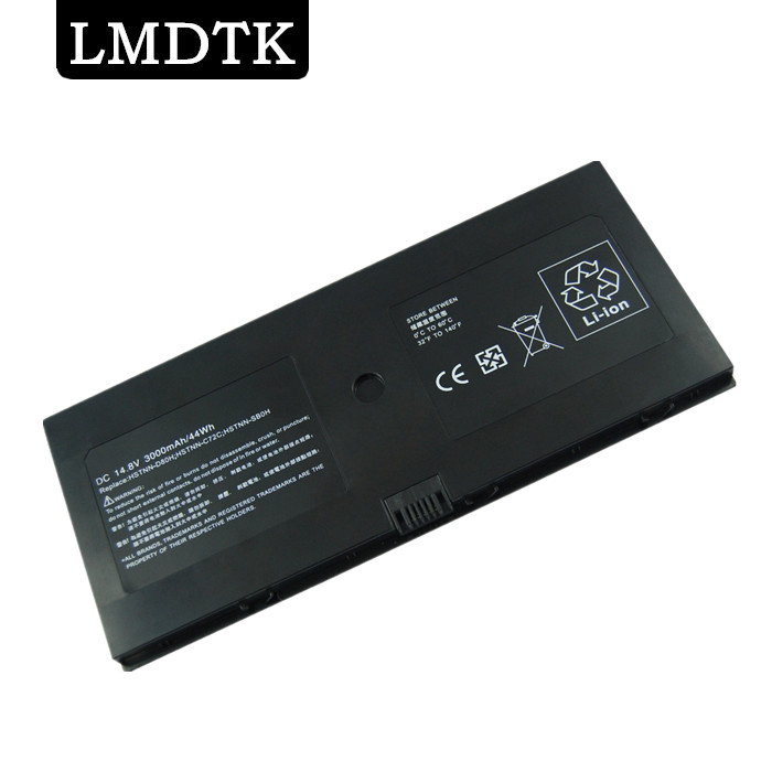 LMDTK New 4cells laptop <font><b>battery</b></font> FOR <font><b>PROBOOK</b></font> <font><b>5310M</b></font> 5320M HSTNN-DB0H HSTNN-SB0H HSTNN-D80H HSTNN-C72C538693-271 free shipping image