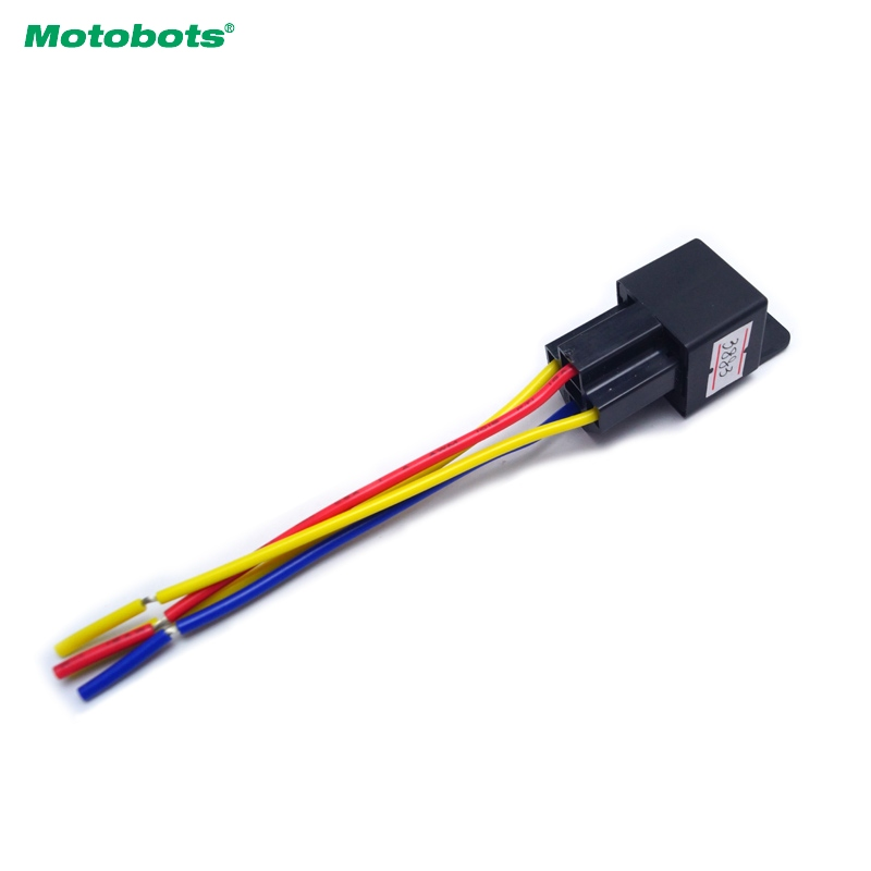 Motobots 1pc Car Automotive Pin 12vdc 40  30a Constant