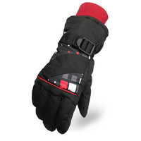 Factory Offer Women Gloves Anti Cold Waterproof High Quality Skiing Gloves Hiking Cycling Motorcycle Sporting Ski