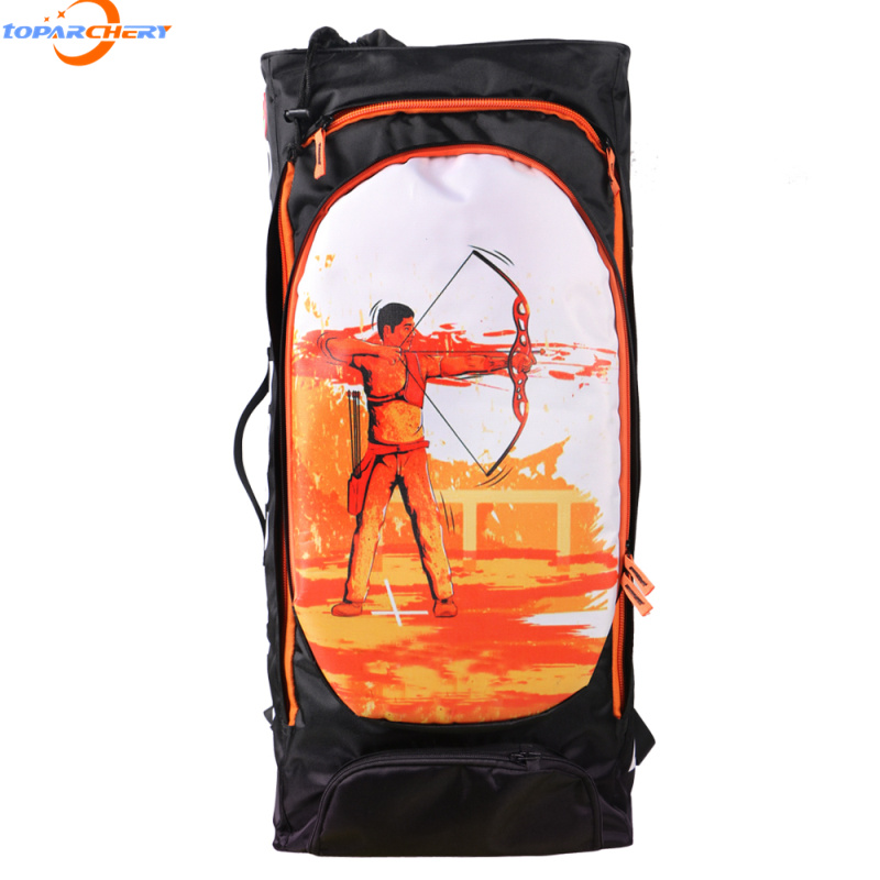 Archery Hunting Compound Bow Bag Padded layer foam to protect the bow and arrow hunter's bow hunting bag archery Free shipping outdoor camouflage archery hunting arrow quiver water resistant archery quiver holder caza arrows bow quiver bag with zipper