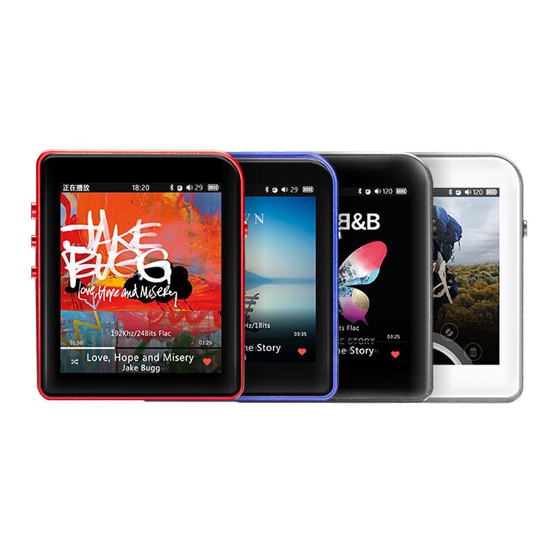 Shanling M1 Bluetooth APTX Mini DAP DSD Sans Perte MP3 FLAC APE Hifi Portable Lecteur de Musique