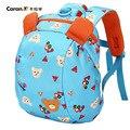 Водонепроницаемый рюкзак для ноутбука сумка для переноски детей super light туризм отдых школьников сумки 1 ~ 3 лет детские рюкзаки anti потерянный