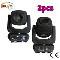2PCS/Pack LED 230W DJ Moving Head Light Zoom Spot 2IN1 Stage Equipment DMX Disco Lights Theater Disco Nightclub Party