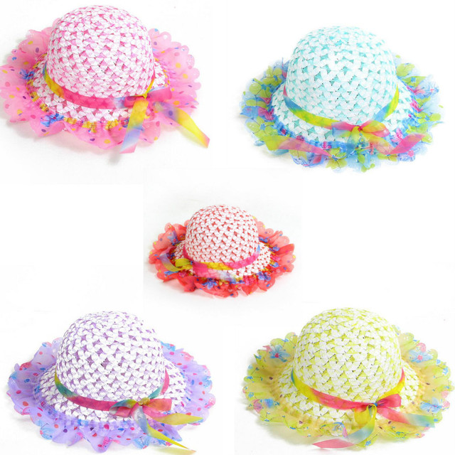 9ebfe318f Top Quality Straw Cap Baby Hats Children Jazz Cap Bucket Hat Sun Cap Summer  Hat For Girls Boys Panama Hat Photography Props-in Hats & Caps from Mother  ...