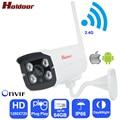 Holdoor Wi-Fi IPC HD 720 P HD IP cámara inalámbrica wifi Cámara Webcam cámara de vigilancia de IP66 de corte IR impermeable al aire libre FTP alerta de correo electrónico