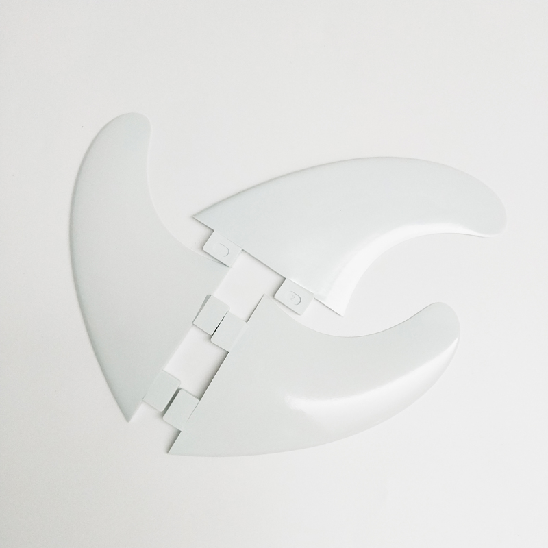 FCS G5 Tri fin Sets  Surf Fins Plastic Nylon+Fibreglass Quad Fin with High Quality