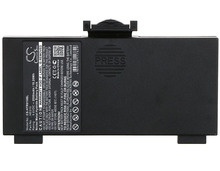 Кэмерон китайско 2000 мАч Батарея HE010 для hetronic 68303000, 68303010, 6830303001, FBH1200, GA, gl, гр, GR-W, ТГ, для magnetek 2026A