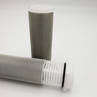 50 Micron Pre Backwash Reverse Washing Back Flushing Special Filter SUS316 Stainless Steel Filter Water Purifier