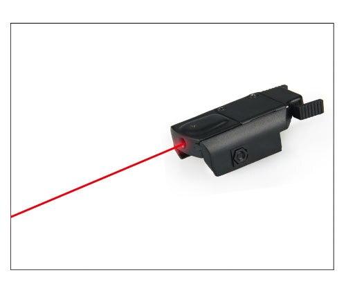 Цена за Новые Arrvial Тактический Красный Лазерный Прицел Лазерная Указка С Выключателем Для Охоты Airsoft Gun CL20 0035