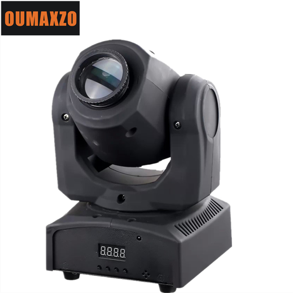 Hight Brightness 30W LED spot moving head Mini dmx stage lighting for party Spot With Gobos Color Plate High Brightness 30W|Stage Lighting Effect| |  - title=