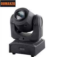 Hight Brightness 30W LED Spot Moving Head Mini Dmx Stage Lighting For Party Spot With Gobos