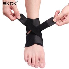 Sport Safety Ankle Support 1Pair Pressurizable Bandage Anti Sprain Foot Protector Basketball Football Badminton Ankle Guard