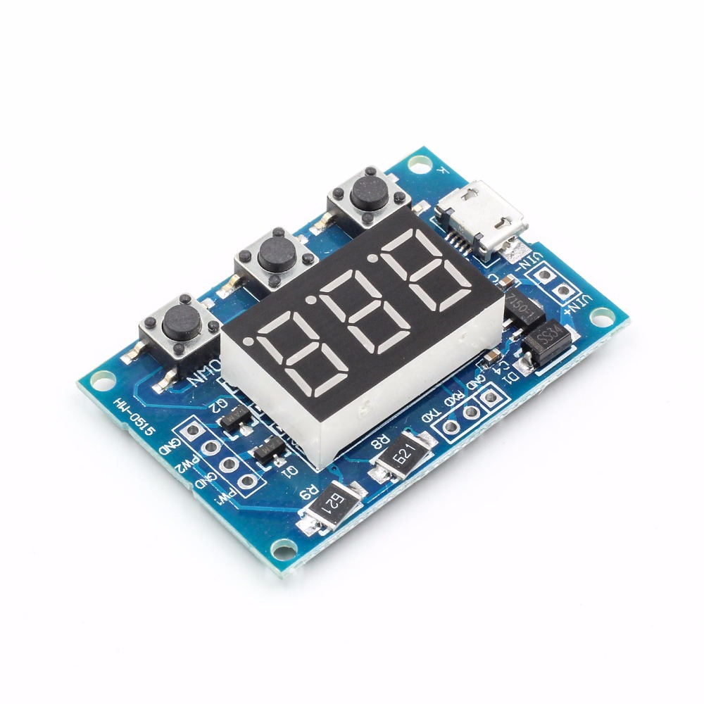 Micro usb dc 2ch pwm signal generator duty cycle pulse frequency moduKHHH