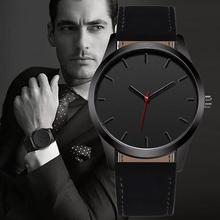 Relogio Masculino NEW Luxury Brand Men Sport Watches Men's Quartz Watch Men Watch Army Military Leather Wristwatches Clock Saat