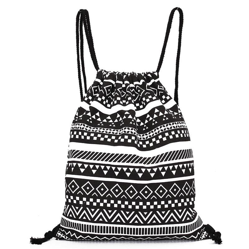 Aliexpress.com : Buy Osmond Women National Canvas Backpacks For ...