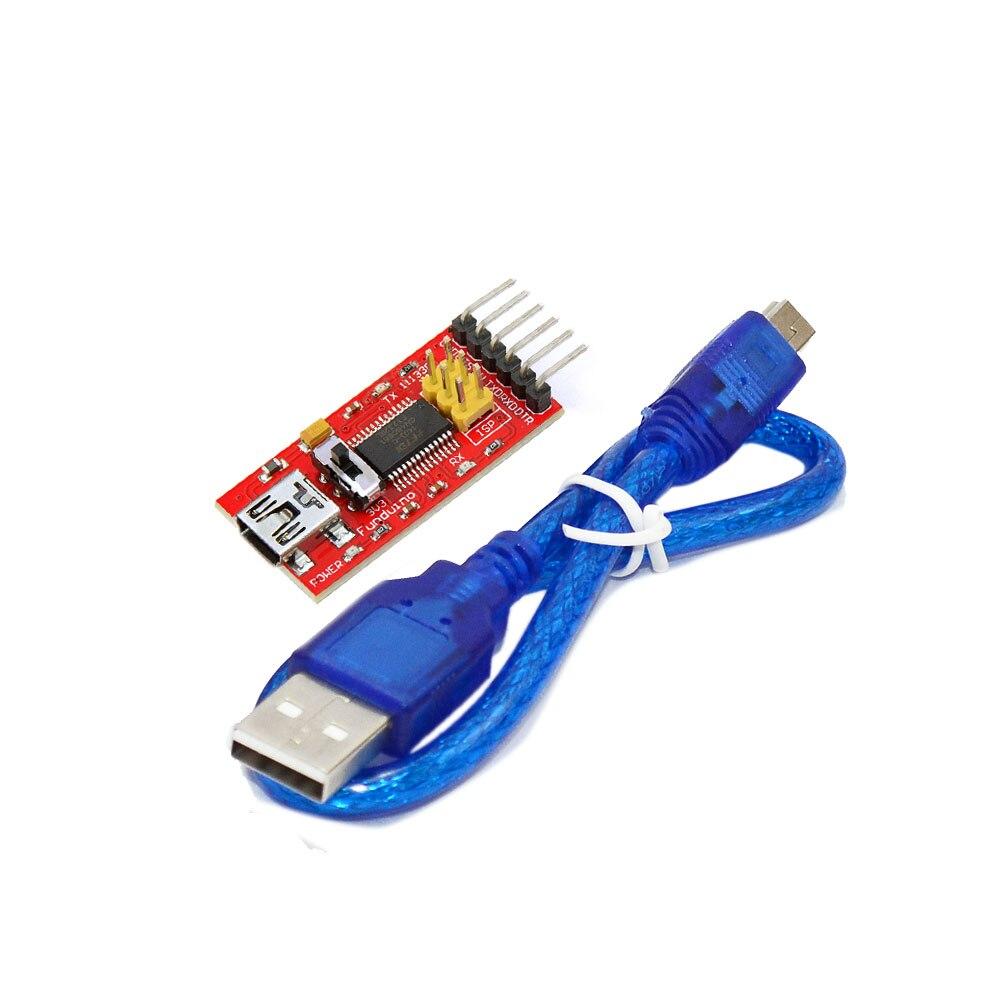 FT232RL FT232 FTDI USB 3.2V 5V To TTL Serial Adapter Module Mini Port For Arduino