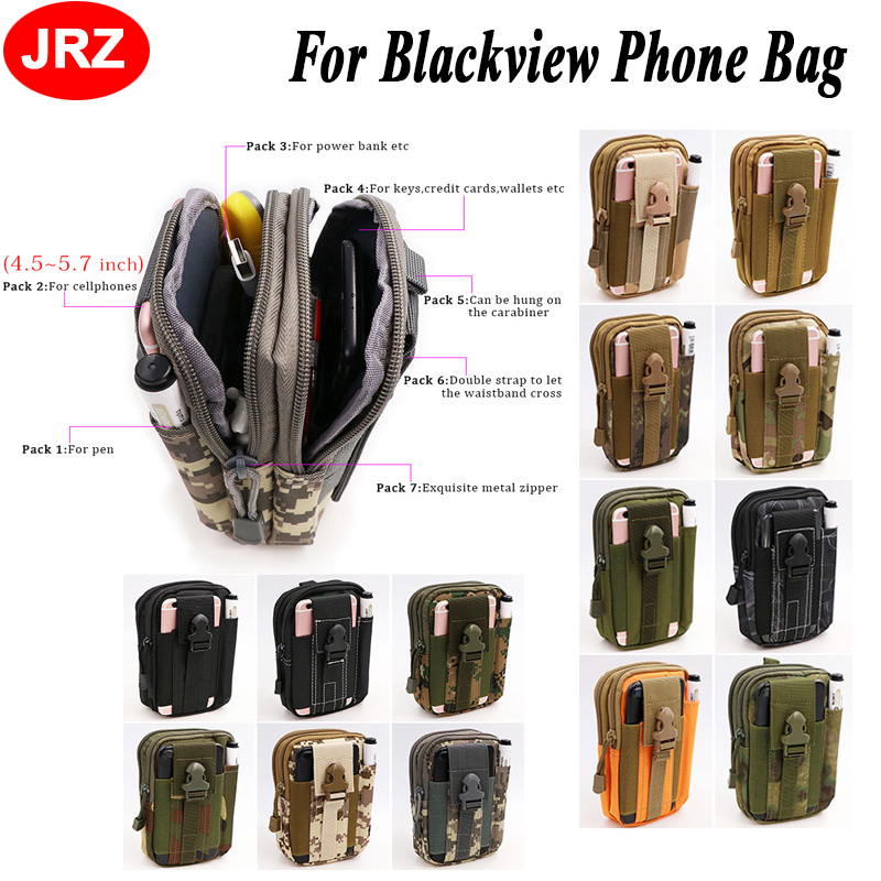 Boys' Clothing (newborn-5t) Clothing, Shoes & Accessories Outdoor Universal Phone For Blackview P10000 Pro A10 A7 Bv8000 Bv7000 Camouflage Bag Sport Pouch Belt Hook Holster Waist Case Promote The Production Of Body Fluid And Saliva