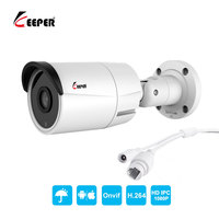 Keeper Metal 2MP 1080P home security camera Outdoor IR 20M HD Security Waterproof day Night Vision P2P CCTV IP Cam ONVIF ptz ip