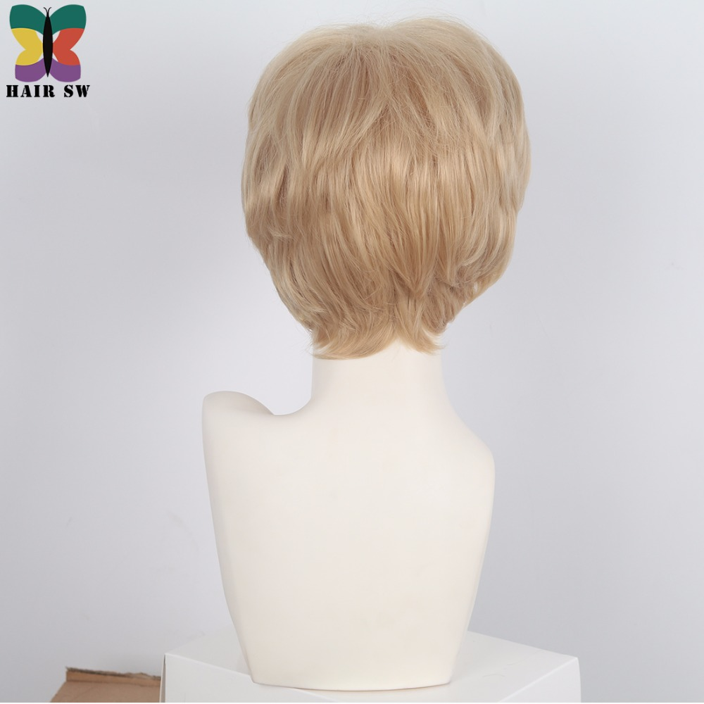 HAIR SW Μικροσκληρυνόμενα πλευρικά - Συνθετικά μαλλιά - Φωτογραφία 4