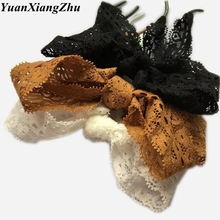 1Pair New Lace shoeLaces Canvas Sneaker shoelace Sport Shoes 3 Colors Length 80CM/100CM/120CM Width 3CM