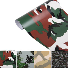 20*152cm/30*152cm Car Sticker Adhesive Camouflage Film Body PVC Decoration Stickers