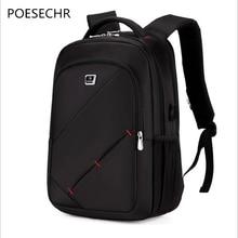 Poesechr унисекс конфеты черный 15.6 дюймов ноутбука Для женщин рюкзак человек ежедневно рюкзак дорожная сумка Школьные сумки для Для женщин