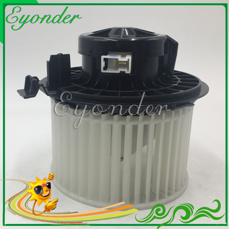 AC A C air conditioning Heater Fan Blower Motor for Nissan Note 1 4 1 6