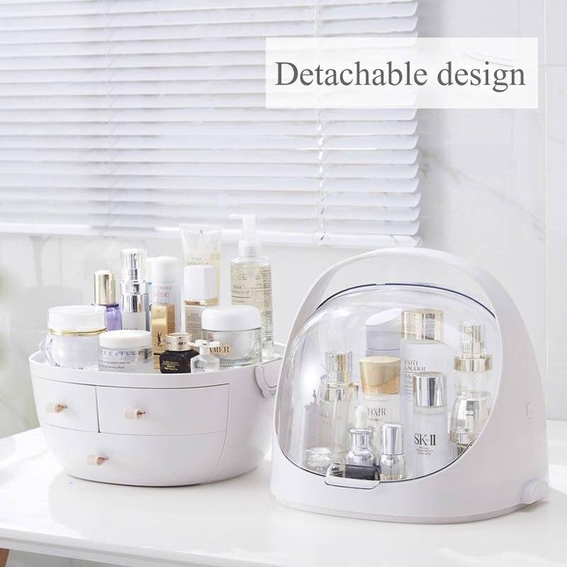 2019 Cosmetic case Big capacity Multifunction Cosmetic Bag Women Makeup Bags Organizer Waterproof Female Storage Make