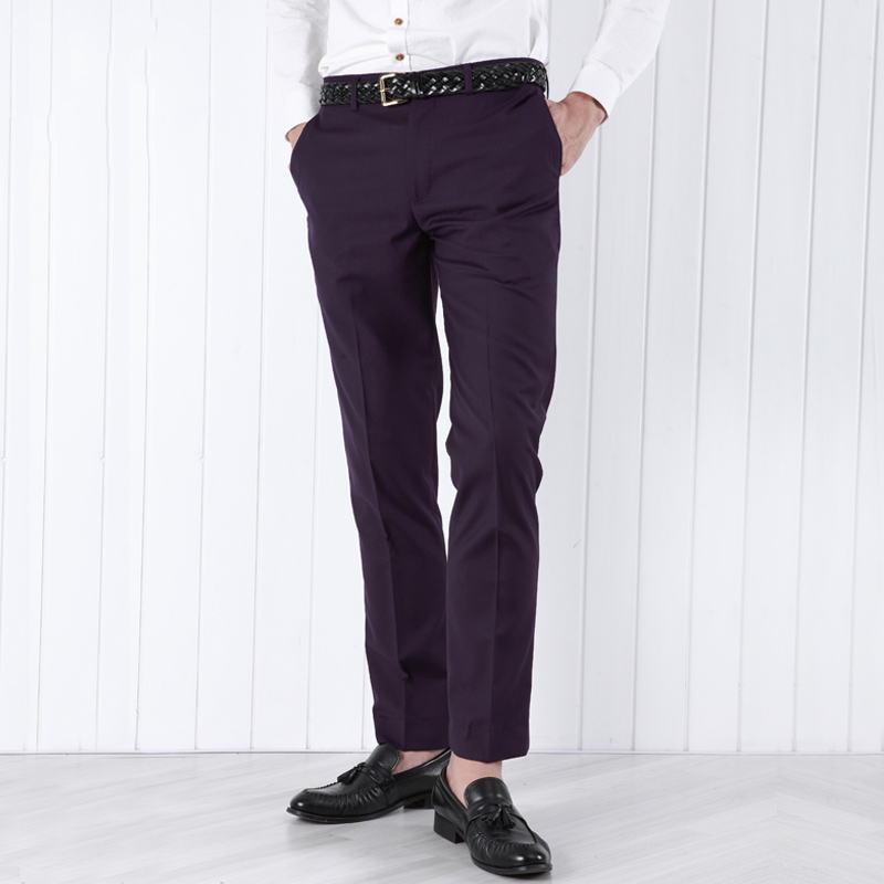 Online Get Cheap Mens Purple Dress Pants -Aliexpress.com | Alibaba ...
