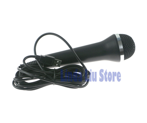 Image 4 - ChengChengDianWan Microphone Wired USB Mic For Xbox360 Wii U Game Console For PS2 PS3 PC Console