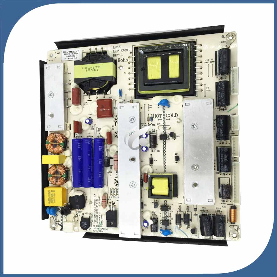 original for Power Supply Board LE46LXW1 LKP-SP006 LK-SP416002A(W) used board good working good working original 90% new used for plhl t605a power supply board
