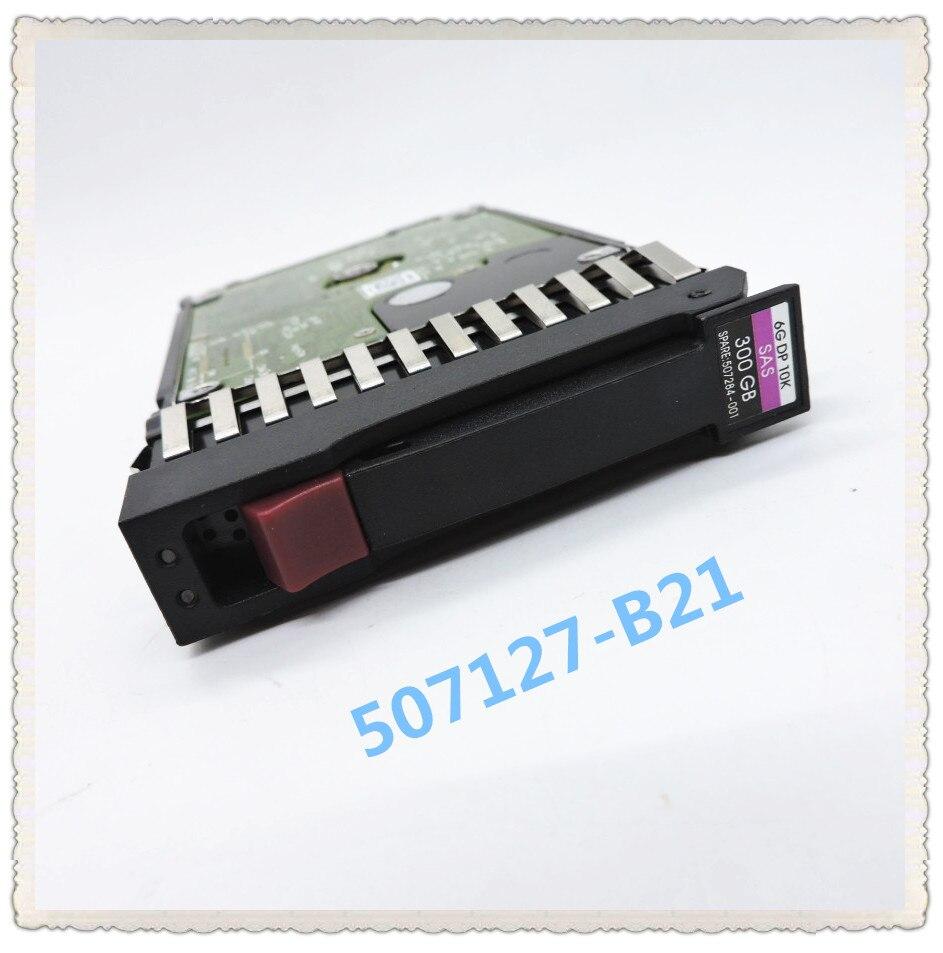 507127 B21 507284 001 300G 2 5 6GB 10K SA Ensure New in original box Promised
