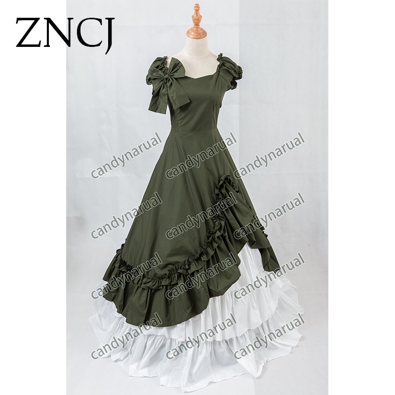ZNCJ Party dress Gothic Lolita Women Fancy Sleevel...US  79.99. ZNCJ Newest  Southern Belle Ball Gown Victorian ... e30140a4c144