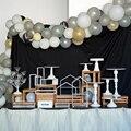 Подставка для торта SWEETGO в сдержанном стиле  1 штука  инструменты для торта  помадка  поднос для торта  украшение для дома  десерт  стол для веч...