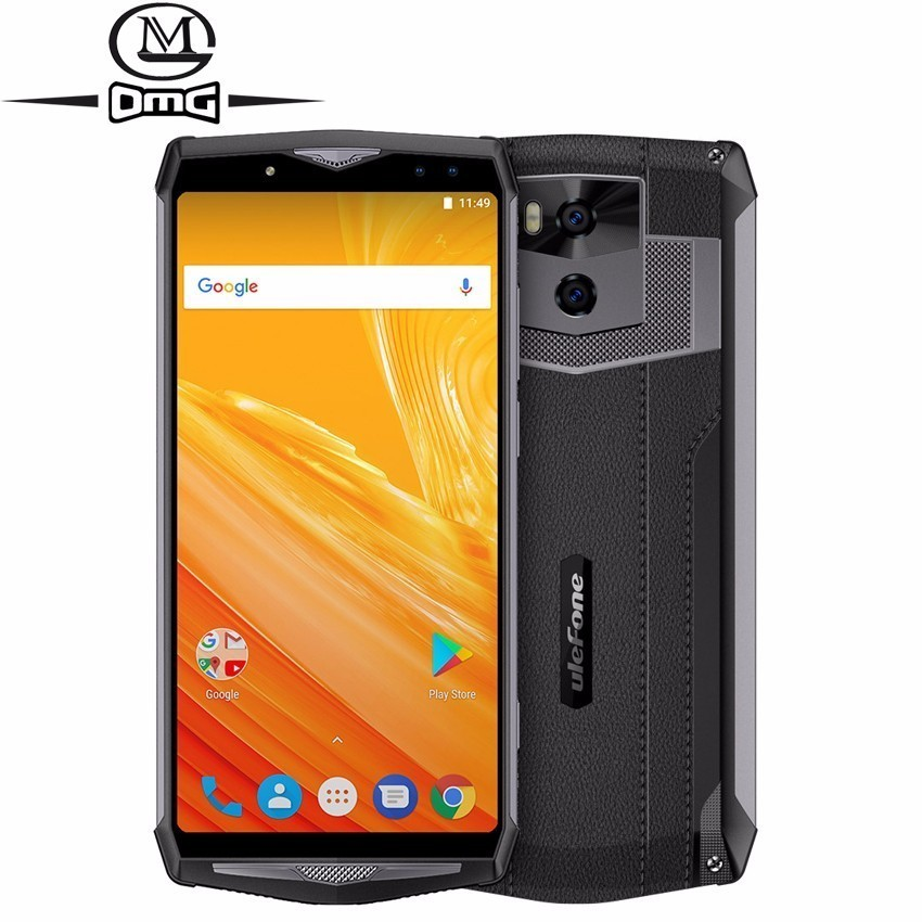Ulefone Power 5 13000 mAh 6 GB + 64 GB 4G Smartphone 6,0