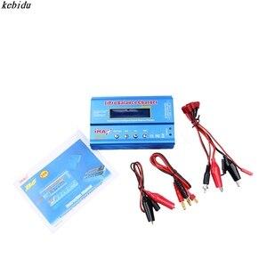 Image 4 - Kebidu 1pc 리튬 이온 Ni Cd RC 배터리 iMAX B6 Lipro NiMh 밸런스 NiMH NiCd 배터리 용 디지털 충전기 방전기 60W Max