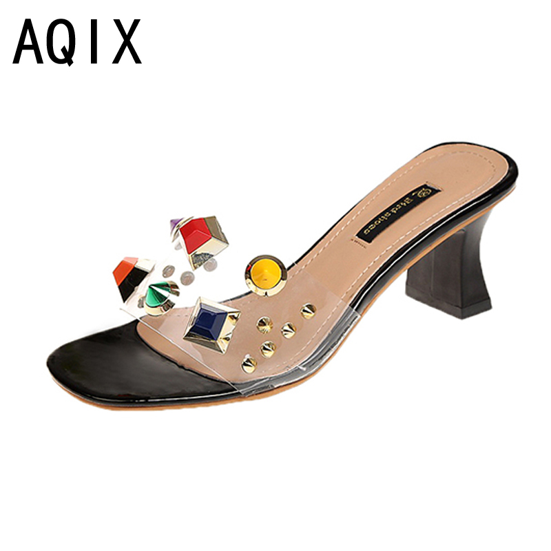 Hot Sale Women Summer Fashion Leisure shoes women heel height wedges Fish Mouth Sandals Thick Bottom Slippers Pink White Beige students female sandals fashion 2017 fish mouth shoes denim girl with thick bottom wedges sponge soles casual and comfortable