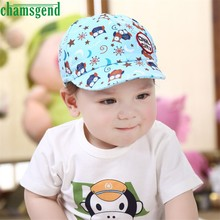 CHAMSGEND drop shipping Kids Baby Summer Style Cute Kid Baby Boy Girl Toddler Infant Hat Owl sitka Baseball Beret Cap Jan 17(China)