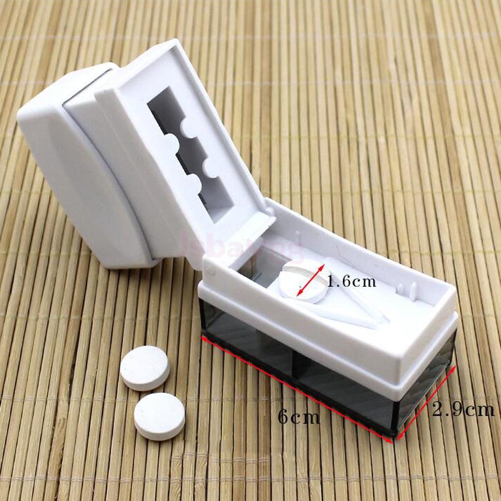 лекарства таблетки резак планшеты медицины делитель сплиттер делитель контейнер